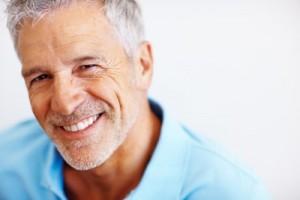 Happy older gentlemen - New Horizon Center Counseling Services
